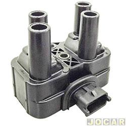 Bobina de ignição - Bosch -  Uno 2010 em diante - cada (unidade) - F000ZS0235