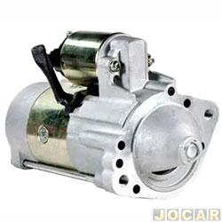 Motor de Partida - importado - L200 Sport/ HPE/Outdoor 2003 até 2012 - 12 dentes - cada (unidade) - 22142