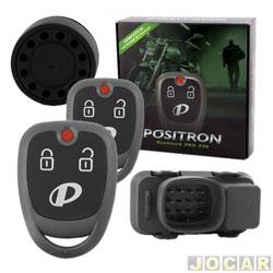 Alarme para motos - Pósitron - DuoBlock Pró G7 - universal - cada (unidade) - 012586000