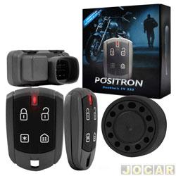 Alarme para motos - Pósitron - DuoBlock G7 - Biz 2012 em diante - cada (unidade) - 012588000