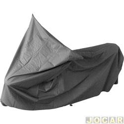 Capa para motos - Bezi - impermeável - Média - cada (unidade) - 92413