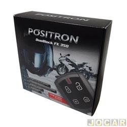 Alarme para motos - Pósitron - Duoblock FX 350 - cada (unidade) - 012878000