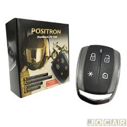 Alarme para motos - Pósitron - Duoblock G8 - PX 350 - cada (unidade) - 012874000