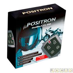Alarme para motos - Pósitron - Duoblock FX G8 - Universal - cada (unidade) - 012875000