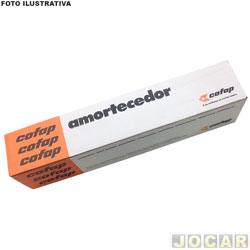 Amortecedor dianteiro - Cofap - Frontie 4x2 2002 até 2008 - X Terra 2002 até 2008 - turbo gás - cada (unidade) - GL12926