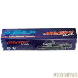 Amortecedor dianteiro - alternativo - Allen - Vectra 1997 até 2005 - lado do passageiro - cada (unidade) - 25171