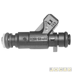 Bico injetor - Bosch - Corsa 1.0 Mpfi - 2000 À 2005 - cada (unidade) - 0280156085