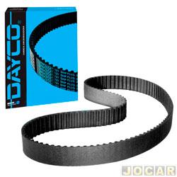 Correia para comando de v�lvulas - Dayco - Palio/Brava/Siena/Strada - 1.6 16V - 1996 at� 2003 - CVA - cada (unidade) - 158SHPN254H