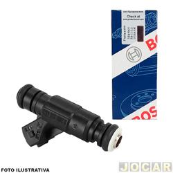 Bico injetor - Bosch - A1/A3/Golf/Jetta 1.4 16v TFSi 2014 em diante - cada (unidade) - 0261500477