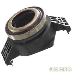 Rolamento de embreagem - INA - Tempras 8/16v - Brava/Marea/Tipo 2.0/Uno turbo   - cada (unidade) - F-566115