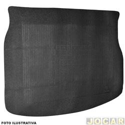 Tapete do porta-malas de borracha - Borcol - Kombi 1957 até 1997 - cada (unidade) - 01116091