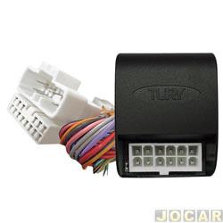 Módulo de regulagem do retrovisor - Tury - Carnival 2006 até 2015 - rebatimento - plug play - cada (unidade) - PARK2G