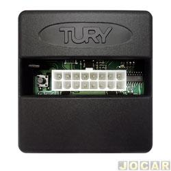 Módulo de regulagem do retrovisor - Tury - S10 LTZ flex 2012 até 2015 - Trailblazer 2012 em diante - rebatimento - plug play - cada (unidade) - PARK2.1J